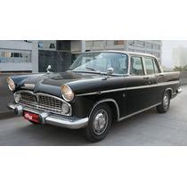 Borrachas (kit/jogo) Simca 1958 A 1965
