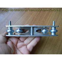 Mecanismo Guia Do Vidro Carrinho Da Porta Do Opala 2 Portas