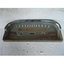 Painel De Instrumento P/ Carros Antigos - 6722-16c1