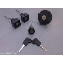 Kit Cilindros Opala 85/86/87/88/89 Portas/t. Tanque/p. Malas