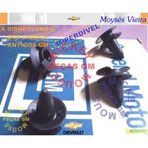 Grampo Retentor Acabamento Porta Lateral Chevette 73-93