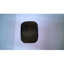 Capa Pedal Freio Embreagem Original Vw Fusca Com Logo Vw