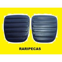 Jogo Borracha Pedal Freio/ Embreagem Renault Logan / Sandero