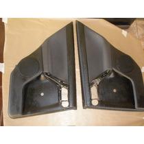 Forros Porta Preto Golf 94a96 4 Portas Traseiros Par