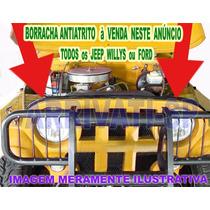 Borracha Antiatrito Do Capo Grade Radiador Jeep Ford Willys