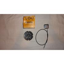 Velocimetro + Marcador Combustivel Fusca 81 Acima Novo Vdo