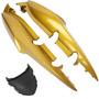 Conjunto De Rabeta Sportive Titan 150 Ks Mix 2010/11 Amarelo