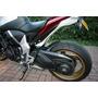 Paralama Esportivo Traseiro Para Cb1000r 2013 Hornet 1000