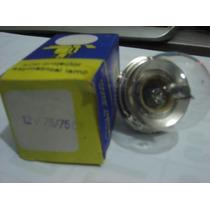 Moto Lampada Farol 12v 75/75w Moto Antiga