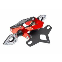 Suporte De Placa Eliminador Ironwing Xj6 N Xj6 F Vermelho