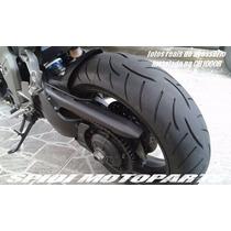 Pára-lama Esportivo Honda Cb1000r Cb1000 R Preto Fosco