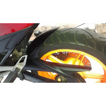 Paralama Traseiro Cb300/twister Esportivo ! Preto Fosco