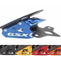Suporte De Placa Eliminador Ironwing Gsxr Srad 750 E 1000