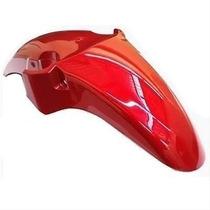 Paralama Dianteiro Vermelho Cbx250 Twister 2008
