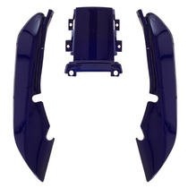 Rabeta Completa - Honda Cg 125 Titan 96/97 Cor Azul
