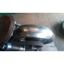 Paralama Artesanal Para Moto Custom - Café Racer - Chopper