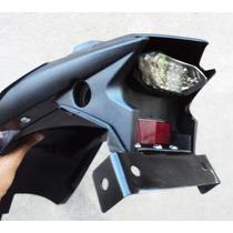 Eliminador Paralama Rabeta Slim Cb300 Lanterna Led C/ Pisca