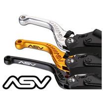 Manete Asv C5 Inquebrável Honda Cbr600rr 07-12