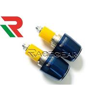 Pesos De Guidão Esportivo Racegear Universal P/motocicletas