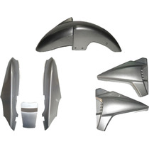 Carenagem Dafra Speed 150 Prata Kit Completo