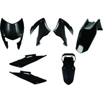 Carenagem Bros 125 Preto 2013 Kit Completo