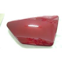 Tampa Lat. Suzuki Intruder 125 Vermelha (original Nova)