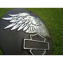 Sobre Tampa Primaria Harley,acessório,883/1.200 Eagle Shield