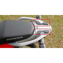 Coxim Da Rabeta Traseira Bros160 - Original Honda - O Par