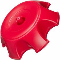 Tampa Do Tanque De Combustível Mini Moto Vermelho Pro Tork