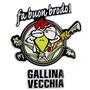 Adesivo Gallina Vecchia Valentino Rossi Resinado Alto Relevo
