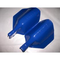 Par De Protetor De Mão Azul Yamaha Xt 600 Tenere Dt 200 R