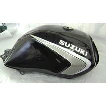 Tanque Combustivel Suzuki En125 Yes 2004/2005 Preta