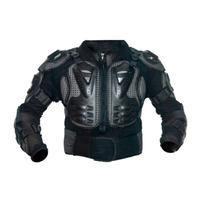 Colete Armadura Motocross Mxf Titanium + Protetor De Coluna