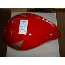 Tanque Titan 150 Vermelho 04/05 Pintado