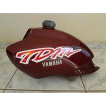 Yamaha Tdm 225 - Tanque De Combustível, Original Usado