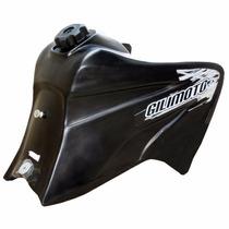 Tanque Plástico Tornado Preto - Pró 14,5 L / Gilimoto