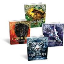 Coleção A Maldição Do Tigre (4 Volumes) - Colleen Houck