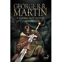 Livro A Guerra Dos Tronos: Hq - Vol 1 - George R. R. Martin