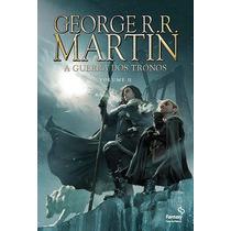 Livro A Guerra Dos Tronos: Hq - Vol 2 - George R. R. Martin