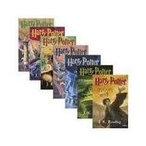 Coleção Completa Harry Potter - Capa Original - 7 Livros