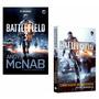 Kit Livros Battlefield 3 O Russo + 4 Contagem Regressiva