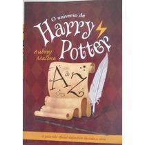 Livro Harry Potter De A A Z Lacrado