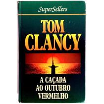 Livro A Caçada Ao Outubro Vermelho - Best Seller Tom Clancy