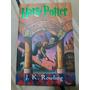 Livro Harry Potter E A Pedra Filosofal (zerado)
