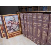 Obras De Karl May - 10 Volumes - Editora Globo 1955