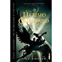 Livro O Último Olimpiano Livro 5 Rick Riordan
