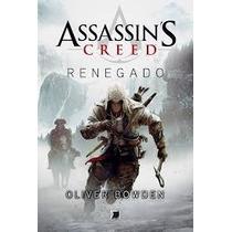 Livro Assassins Creed - Renegado