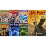 Coleção Completa Harry Potter (7 Livros) !