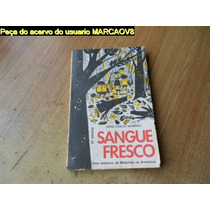 Livro Sangue Fresco De João Carlos Marinho
