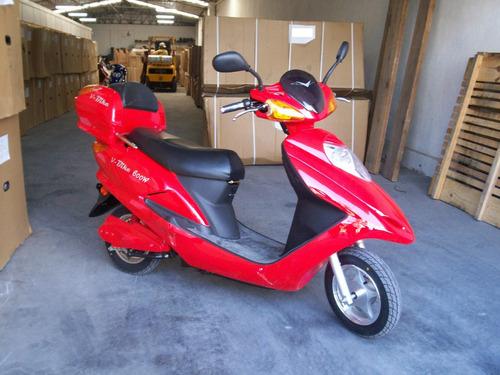 Acelerador Moto Scooter Elétrica Carregador 48v Frete Grátis